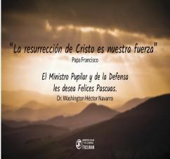 LA RESURRECCION DE CRISTO ES NUESTRA FUERZA