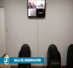 EL MINISTERIO PUPILAR Y DE LA DEFENSA HABILITÓ EL NUEVO DISPOSITIVO DE CÁMARA GESELL