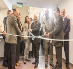 Acto Oficial e Inauguraciones en el Centro Judicial Concepción
