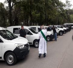 INAUGURAN LA SEDE DEL MINISTERIO PUPILAR Y DE LA DEFENSA EN MONTEROS