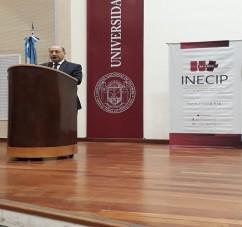 EL MINISTRO PUPILAR Y  DE LA DEFENSA PARTICIPO  EN LA APERTURA DEL XI CONCURSO UNIVERSITARIO DE LITIGACION PENAL