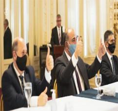 HABILITAN AL MINISTERIO PUPILAR Y DE LA DEFENSA PARA CONSTRUIR NUEVAS DEPENDENCIAS PARA LAS DEFENSORIAS PENALES