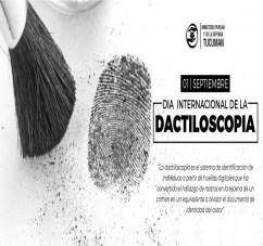 LA DACTILOSCOPIA: UNA HERRAMIENTA FUNDAMENTAL EN LA INVESTIGACION Y EN LA LABOR DE LA DEFENSA OFICIAL