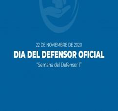 EN EL DÍA DEL DEFENSOR OFICIAL, EL MINISTERIO PUPILAR Y DE LA DEFENSA SALUDA A TODOS LOS DEFENSORES DE TUCUMÁN Y DEL PAÍS.