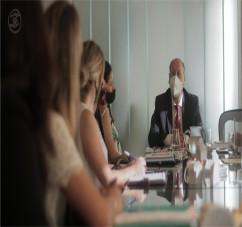 """El Ministerio Pupilar y de la Defensa dictó un curso de capacitación denominado """"Nuevos Desafíos de la Defensa Oficial ante la Violencia Doméstica y de Género"""